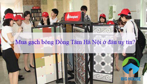 Mua gạch bông Đồng Tâm ở đâu tại Hà Nội và TP HCM giá rẻ nhất 2021?