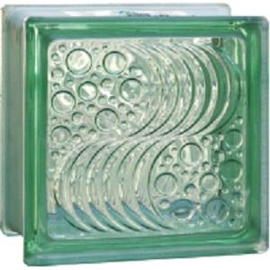 Gạch kính lấy sáng Đồng Tâm 19×19 Bọt Biển – 95005-03