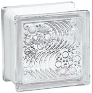 Gạch kính lấy sáng Đồng Tâm 19×19 Bọt Biển 9505