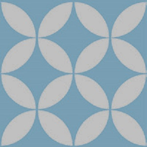 Gạch lát nền Đồng Tâm 20×20 QUARTER-GB0054Q-W-AZ2