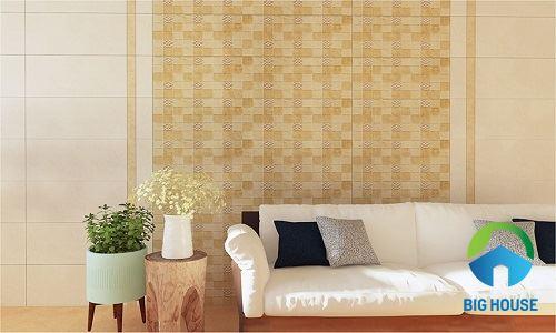 Gạch ốp tường Đồng Tâm 25x60 2560SAND001 1