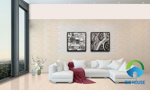 Gạch ốp tường Đồng Tâm 25x60 D2560ROME002 1