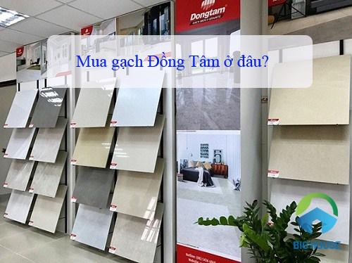 Mua gạch Đồng Tâm ở đâu uy tín, phân phối hàng chính hãng?