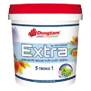 Sơn nước ngoại thất Đồng Tâm EXTRA