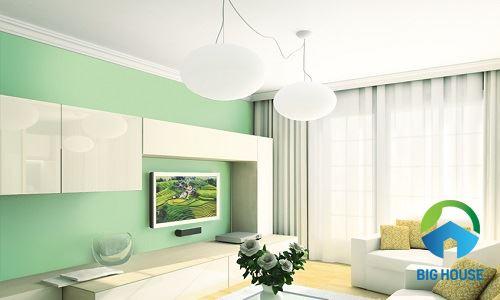 Sơn nước nội thất Đồng Tâm EXTRA siêu trắng 1