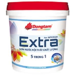 Sơn nước nội thất Đồng Tâm EXTRA