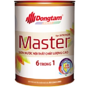 Sơn nước nội thất Đồng Tâm MASTER