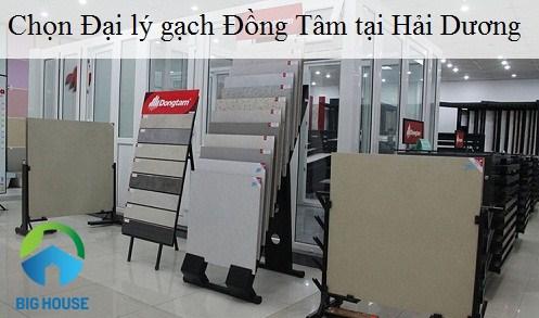 Đại lý gạch Đồng Tâm tại Hải Dương bán hàng chất lượng, chính hãng