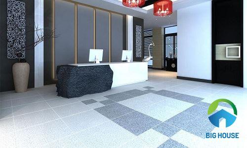 Gạch lát nền Đồng Tâm 40x40 4GA01 1