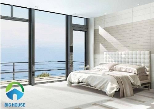 mẫu gạch lát nền phòng ngủ