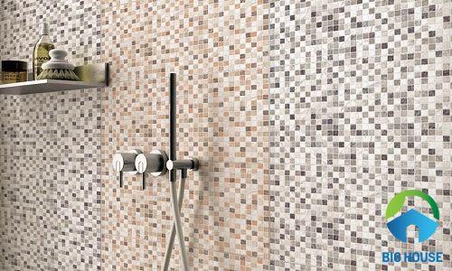 gạch mosaic trang trí