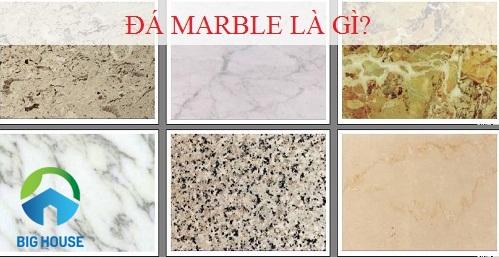 đá marble là gì