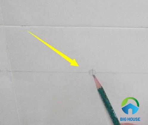 cách khoan gạch ốp tường 2