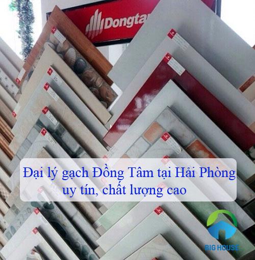 Đại lý gạch Đồng Tâm tại Hải Phòng uy tín, chất lượng tốt nhất