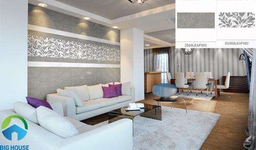 mẫu gạch ốp tường phòng khách đẹp 18