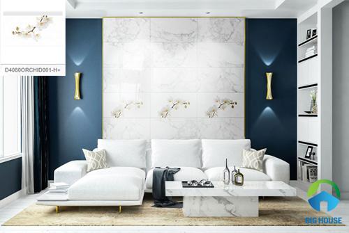 mẫu gạch ốp tường phòng khách đẹp 20
