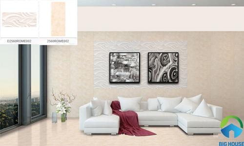 mẫu gạch ốp tường phòng khách đẹp 23