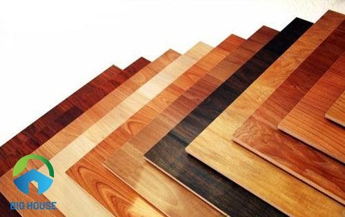 gạch lát nền ceramic giả gỗ