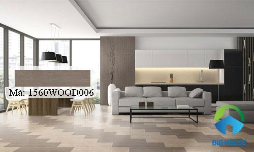 gạch lát nền màu gỗ đẹp 5