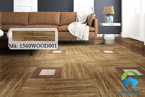 gạch lát nền màu gỗ đẹp 4