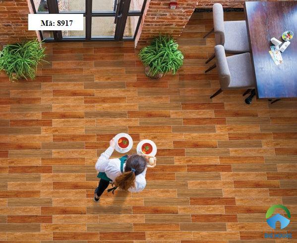 gạch lát nền màu gỗ prime 1