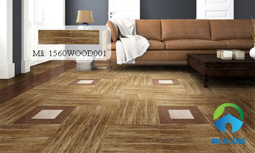 mẫu gạch lát nền giả gỗ 6