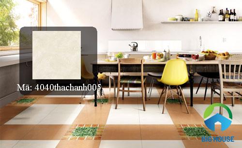 chọn gạch lát nền nhà bếp 1
