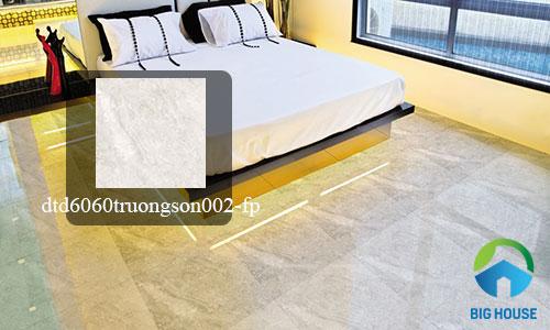 gạch lát nền phòng ngủ 60x60 đồng tâm 1