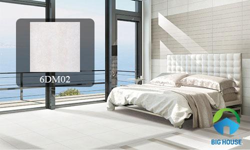 gạch lát nền phòng ngủ 60x60 đồng tâm 2