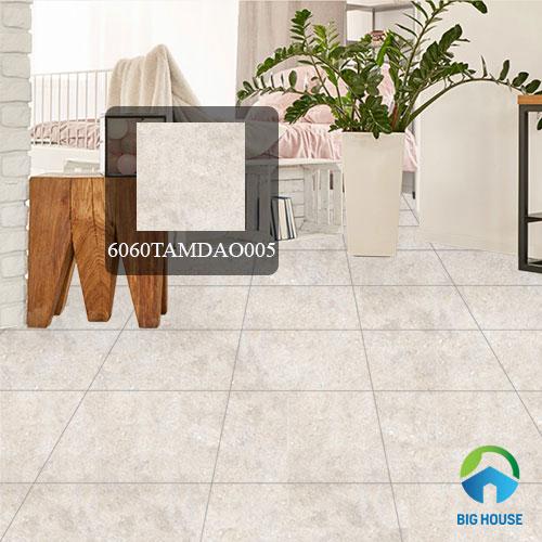 mẫu gạch đồng tâm 60x60 cho phòng ngủ 2