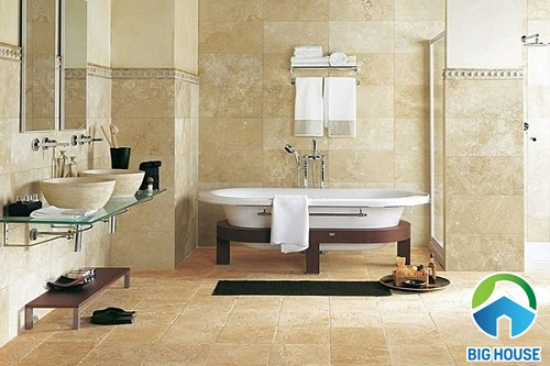 gạch lát nền nhà tắm chống trơn 2