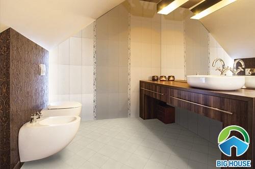 gạch lát nhà tắm chống trơn