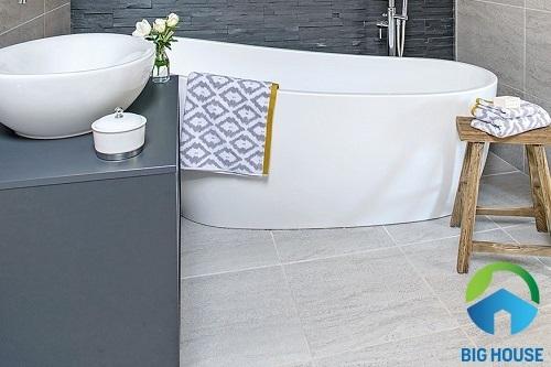 Gạch lát nền nhà vệ sinh 40×40 – Top những mẫu gạch Đồng Tâm đẹp mê mẩn