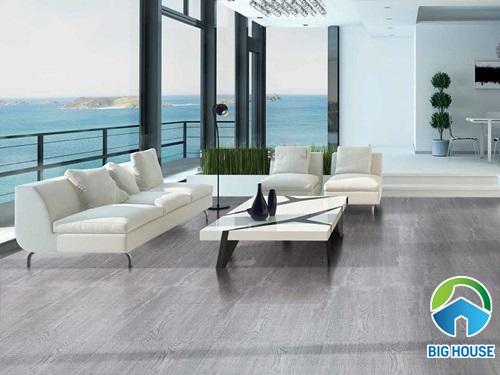 gạch giả gỗ Đồng Tâm 60x60 6060WOOD002