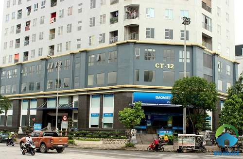Dự án CT12 Khu Đô Thị Văn Phú, quận Hà Đông, Hà Nội
