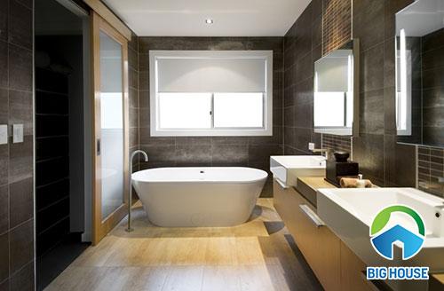 chọn gạch ốp nhà vệ sinh 30x60