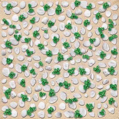 Gạch lát nền Đồng Tâm 40×40 4040GREENERY005