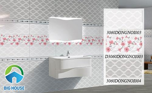 gạch ốp nhà vệ sinh màu ghi