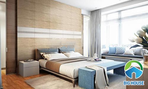 có nên sử dụng đá ốp tường phòng ngủ