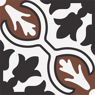 Gạch bông Đồng Tâm Dấu Ấn – Ánh Lửa GB0773Q03