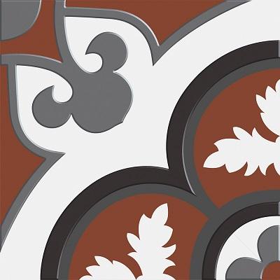 Gạch bông Đồng Tâm Dấu Ấn – Sắc Hoa GK026Q03