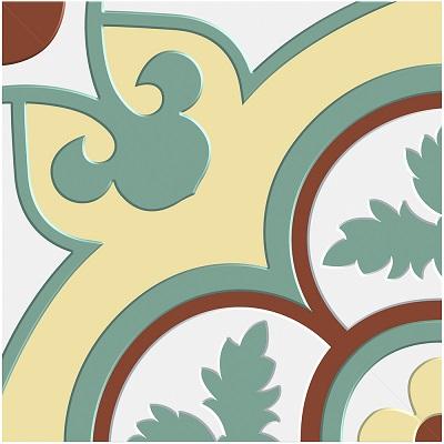 Gạch bông Đồng Tâm Dấu Ấn – Sắc Hoa GK026Q05