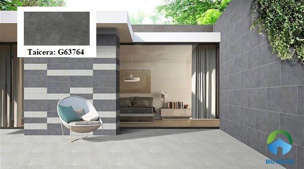gạch granite ốp tường 1