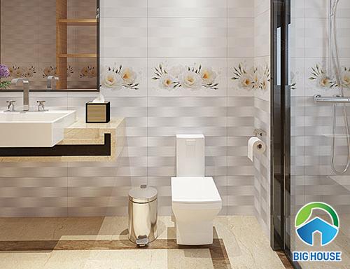 gạch ốp nhà tắm theo bộ