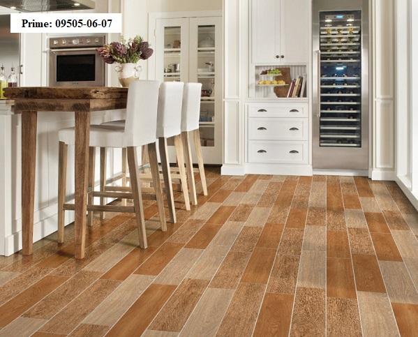 gạch giả gỗ giá bao nhiêu - Mẫu gạch Prime 09505 - 09506 - 09507