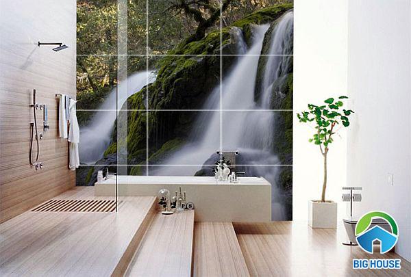 TOP Mẫu gạch ốp nhà tắm 3D ẤN TƯỢNG nhất 2020 – Tham khảo ngay