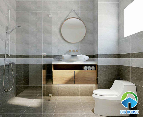 Các mẫu gạch ốp nhà tắm ĐẸP – SANG – HIỆN ĐẠI nhất 2021