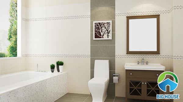 kinh nghiệm chọn gạch ốp nhà tắm 1