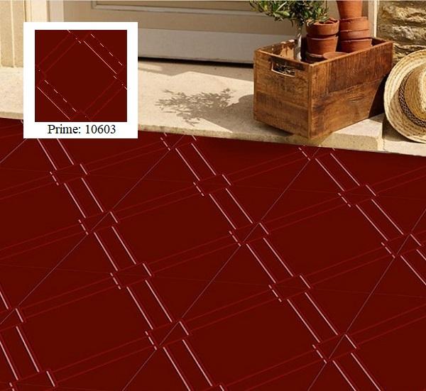Gạch đỏ sân vườn Prime 10603
