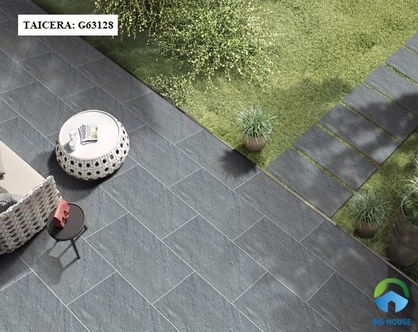 Mẫu gạch Taicera chất liệu granite đồng chất G63128